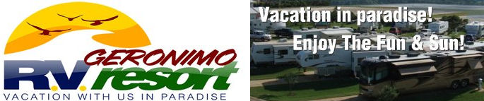 Geronimo RV Resort Destin Florida 32550