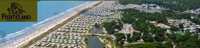 South Carolina RV Parks - Campground and RV Resort Directory - RV