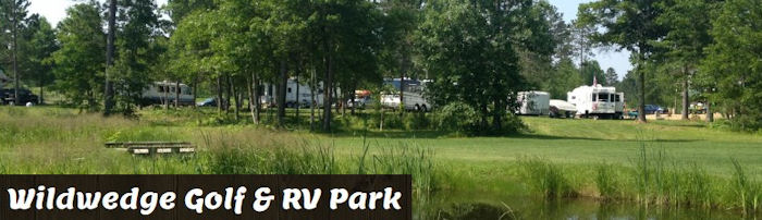 Wildwedge Golf and RV Park Pequot Lakes Minnesota 56472