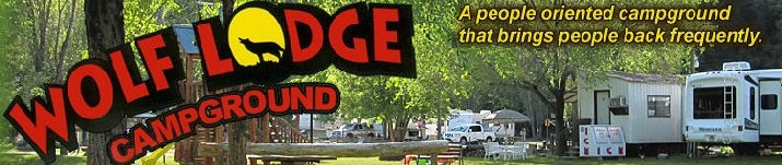 Wolf Lodge Campground Coeur dAlene Idaho 83814