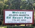 RV Parks in Marietta Georgia