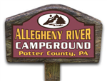 RV Parks in Roulette Pennsylvania
