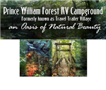 RV Parks in Dumfries Virginia