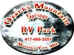 RV Parks in Mountain View Missouri
