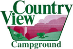 Mukwonago Wisconsin RV Parks - Country View Campground in Mukwonago Wisconsin 53149