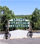 RV Parks in Clay Springs Arizona