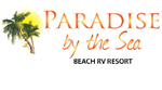 Oceanside California RV Parks - Paradise by the Sea Beach RV Resort in Oceanside California 92054