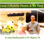 RV Parks In Fort Myers Florida Lazy J Mobile Home