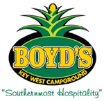 Key West Florida RV Parks - Boyds Key West Campground in Key West Florida 33040