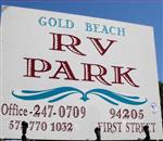 RV Parks in Gold Beach Oregon