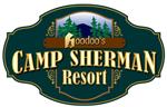 RV Parks in Camp Sherman Oregon