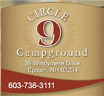 RV Parks in Epsom New Hampshire