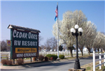 RV Parks in Grove Oklahoma