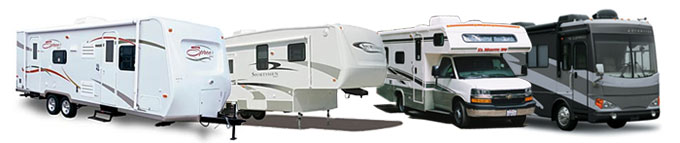 RV Dealer advertising